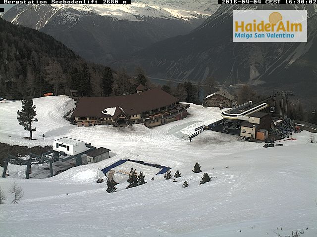 Webcam Haideralm Bergstation